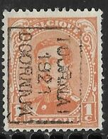 Tournai 1921  Nr. 2657B - Rollo De Sellos 1920-29