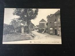 CP Thy-Le-Chateau Neuve : Chapelle Saint Pierre Et Route De La Villette - Walcourt