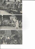 LOT 45 CPA BRUXELLES - 5 - 99 Cartoline