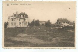 Koksijde Coxyde St Idesbald Villas Dans Les Dunes - Koksijde