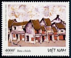 Vietnam Vietnam Booklet With 10 MNH Perf Stamps 2020 : 100th Birth Anniversary Of Bui Xuan Phai, Artist / Art (Ms1130) - Vietnam