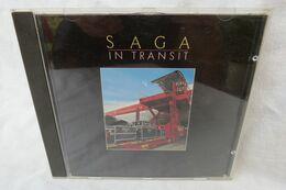 """CD """"Saga"""" In Transit - Rock"""