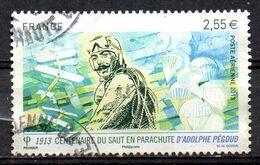 FRANCE. PA 76 De 2013 Oblitéré. Adolphe Pégoud. - Fallschirmspringen