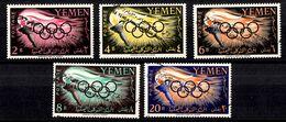 Yemen YT N° 138/142 Neufs ** MNH. TB. A Saisir! - Yemen