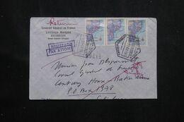 MOZAMBIQUE - Enveloppe En Recommandé Du Consulat De France De Lourenço Marques En 1964 - L 70724 - Mozambique