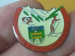 Stir 18-  SKIING, SKI SPORT, SKI CLUB BLINNENHORN RECKINGEN 1995 - Sport Invernali