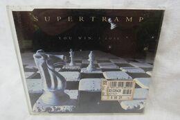 "CD ""Supertramp"" You Win, I Lose, Maxi CD - Rock"
