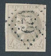 DS-175: FRANCE: Lot Avec N°41B  Obl  Léger Clair, Assez Bel Aspect - 1870 Uitgave Van Bordeaux