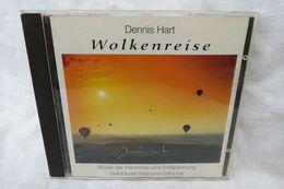 """CD """"Dennis Hart"""" Wolkenreise (Musik Der Harmonie Und Entspannung, Gefühlvolle Instrumentalmusik), Signiert - Instrumental"""