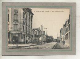 CPA - (92) ISSY-les-MOULINEAUX - Aspect Du Café De L'Aviation à L'angle De La Rue Rouget-de-l'Isle En 1910 - Issy Les Moulineaux