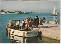 29 - LOCTUDY - Le Passeur Pour L'Ile Tudy - Bateau - Loctudy