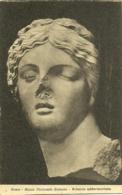 Roma - Museo Nazionale Romano - Arianna Addormentata - Sculptures