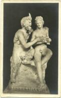 Roma - Museo Nazionale Romano - Gruppo Di Pan E Olimpo - Sculptures