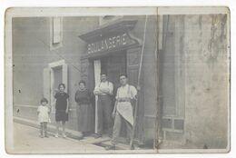 Carte Photo Boulangerie à Localiser - Magasins