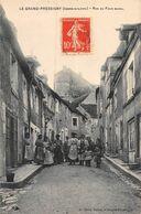 A-20-2330 : LE GRAND-PRESSIGNY. RUE DU FOUR BANAL - Le Grand-Pressigny