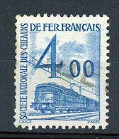 FRANCE -  COLIS POSTAUX 1960 - 4,00 BLEU -  Yt  N°44 OBLI - Oblitérés
