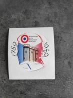 AUTOCOLLANT HISTOIRE 1789 1989 BICENTENAIRE DE LA RÉVOLUTION FRANÇAISE ASSELIN TBE - Alte Papiere