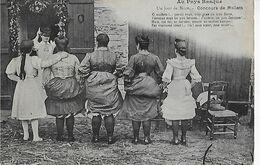 AU PAYS BASQUE : Un Jour De Noce - Concours De Mollets - Other