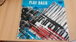 Play Bach  -Jacques Loussier - DECCA - Instrumentaal