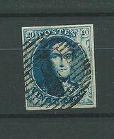 N°7   OBLITERE  P 5 ARLON - 1851-1857 Médaillons (6/8)