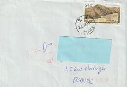 Chine. China .Lettre Pour La France - 1949 - ... République Populaire