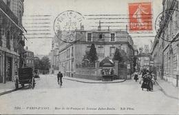 PARIS PASSY - RUE DE LA POMPE ET AVENUE JULES JANIN - Distrito: 16
