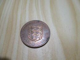 Jersey - 2 New Pence Elizabeth II 1971.N°374. - Jersey