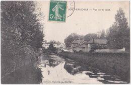 78. JOUY-EN-JOSAS. Vue Sur Le Canal - Jouy En Josas