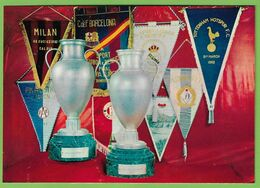Lisboa - S. L. Benfica - Milan Barcelona Real Madrid  Tottenham Futebol Football Stadium Italia España England Portugal - Fútbol
