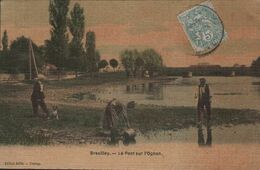 Bresilley Le Pont  Sur L'ogon Couleur Tapissée - Andere Gemeenten