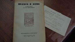 """""""BIANCO E NERO N°3 Anno XI  1952 (mar..) Rassegna Di Studi Cinematografici  Roma - Kino"""