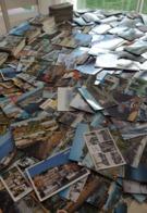 Lot De Environ 1300 Cartes Postales Modernes FRANCE -en Vrac - 500 Postcards Min.