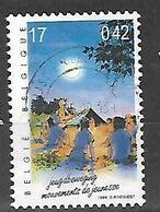 OCB Nr  2875 Scouting    - Centrale Stempel Heusden - Zolder - Gebraucht