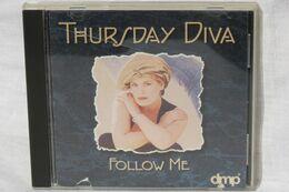 "CD ""Thursday Diva"" Follow Me, Dmp - Rock"