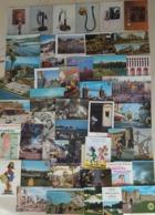 Lot De 43 Cartes Postales Modernes  -majoritairement étrangères - En Vrac - 5 - 99 Postcards