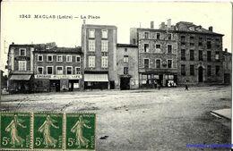 42 - Maclas - La Place - Autres Communes