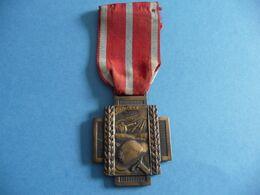 Croix Du Feu De La Grande Guerre 1914 1918 Du Premier Modèle - Belgique