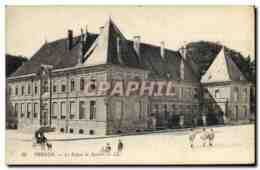 CPA VERDUN Le Palais De Justice - Otros