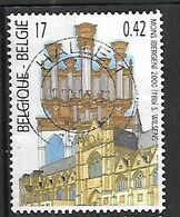 OCB Nr 2927Mons Orgel Orgue    -  Centrale Stempel Halle - Bélgica