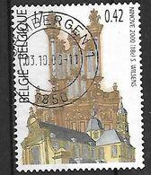 OCB Nr 2928 Ninove Orgel Orgue    -  Centrale Stempel Grimbergen - Gebraucht