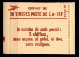 France Carnet 2102 C7 Sabine De Gandon Daté 20.11.80 - Markenheftchen