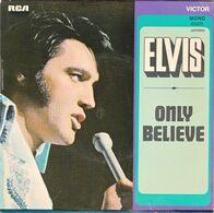 ELVIS PRESLEY - Only Believe - Rock