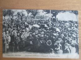 Inauguration Du Monument De Noiseville . Les Dames De Metz - Other Municipalities