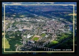 36  Le  BLANC   ..  Vue Generale  ... Stade - Le Blanc