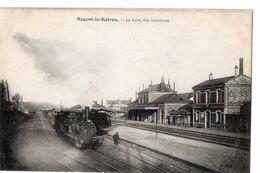NOGENT-le-ROTROU - La Gare, Vue Intérieure - Nogent Le Rotrou
