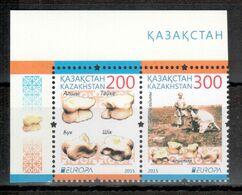 Kasachstan / Kazakhstan 2015 EUROPA Paar/pair ** - 2015