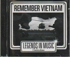 CD Deux Cd  Musique  REMEMBER VIETMAN  Legends In Music - Disco, Pop