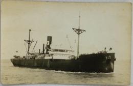 Carte Photo Bateau A Identifier - Schiffe