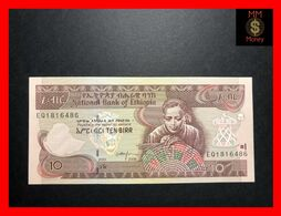 ETHIOPIA 10 Birr  2008  P. 48    UNC - Ethiopië