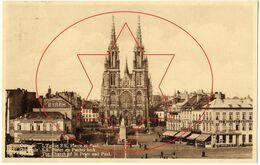 Kloosters - Kerken - Gestichten. (St. Petrus En Pauluskerk - Eglise St Pierre) Oostende - Ostende - Ostend (DOOS 14) - Oostende